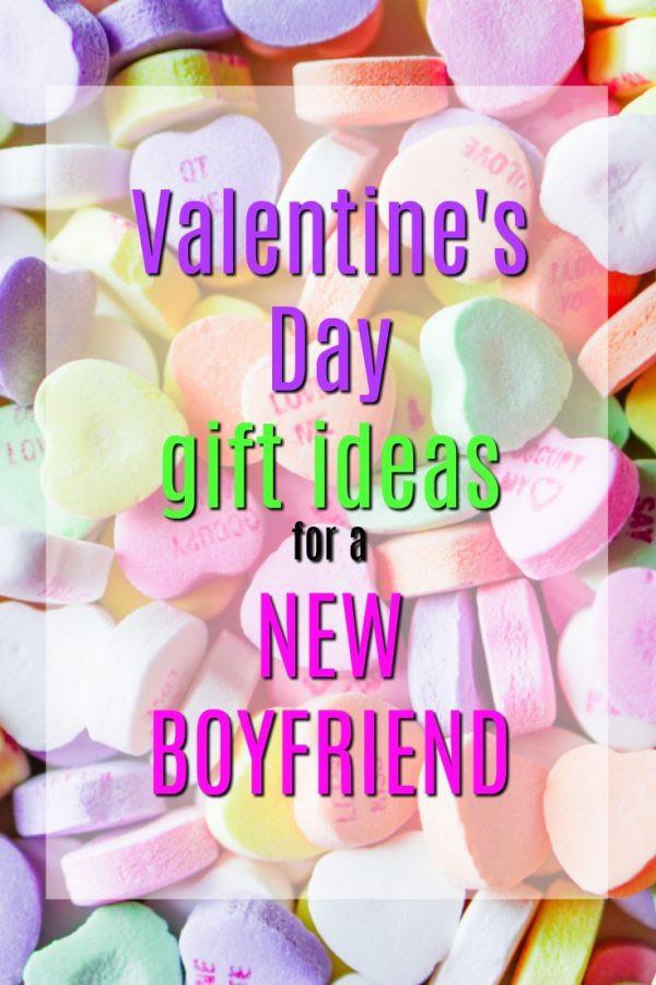 Valentines Gift Ideas For Boyfriends  20 Valentine's Day Gift Ideas for a New Boyfriend Unique