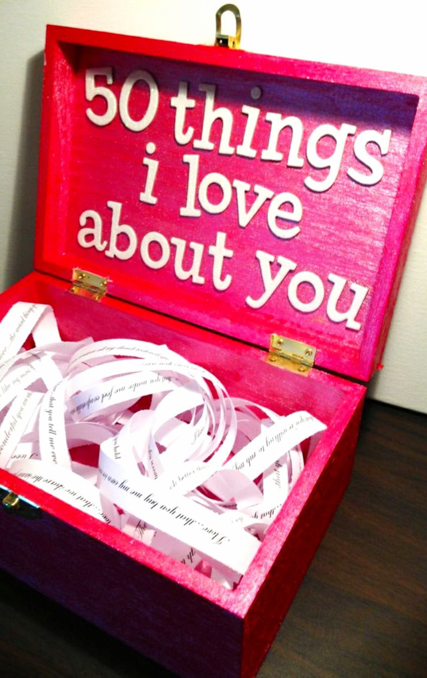 Valentines Gift Ideas For Boyfriends  26 Handmade Gift Ideas For Him DIY Gifts He Will Love