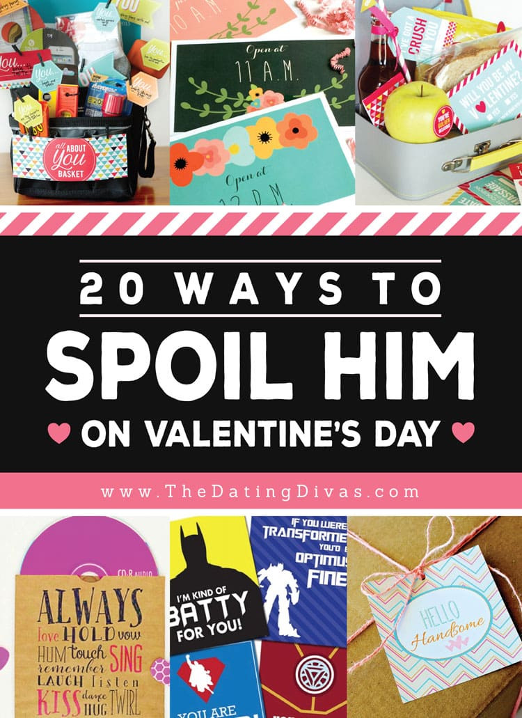 Valentines Gift Ideas For Husband  86 Ways to Spoil Your Spouse on Valentine s Day From The