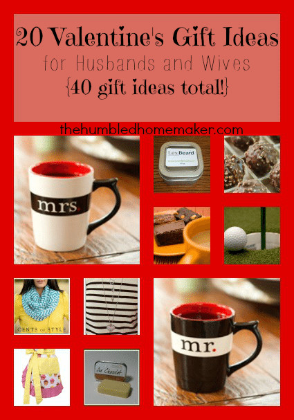 Valentines Gift Ideas For Husband  Gift Ideas For My Wife The BodyProud Initiative