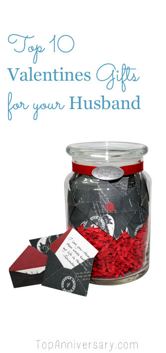 Valentines Gift Ideas For Husband  Romantic Valentines Gift Ideas For Your Husband 2017