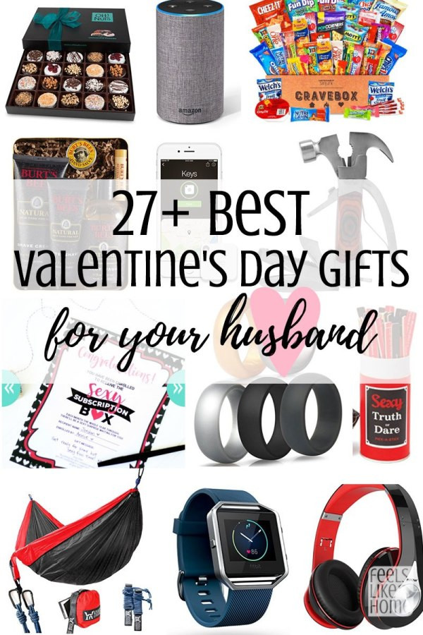 Valentines Gift Ideas For Husband  27 Best Valentines Gift Ideas for Your Handsome Husband
