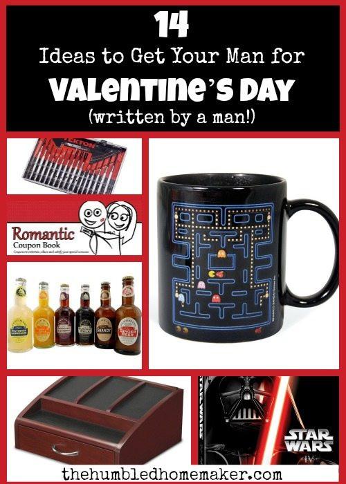 Valentines Gift Ideas For Men  14 Valentine s Day Gift Ideas for Men