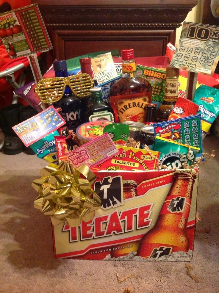 Valentines Gift Ideas For Men  DIY Valentine s Ideas for Him Yummy drinks