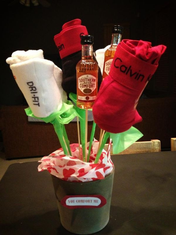 Valentines Gift Ideas For Men  DIY Valentine's Day Gifts For Him – cicihot