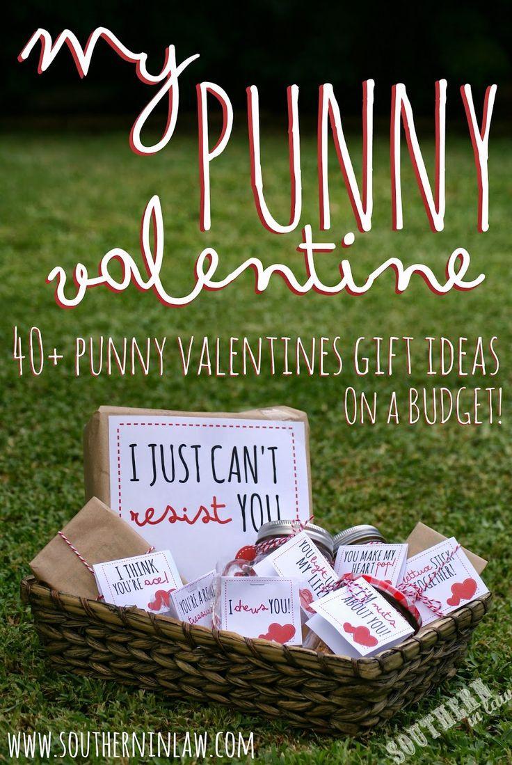 Valentines Gift Ideas Pinterest  1000 ideas about Valentine Gifts on Pinterest