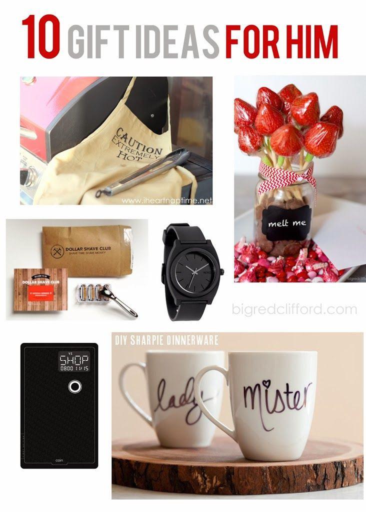 Valentines Gift Ideas Pinterest  For him Valentines and Gift ideas on Pinterest