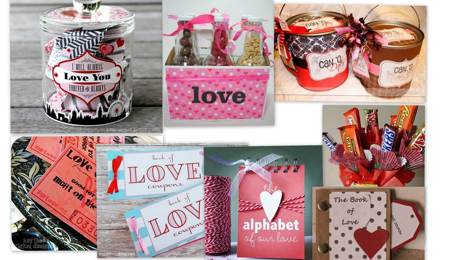 Valentines Gift Ideas Pinterest  Easy Last Minute DIY Valentine s Gifts I Dig Pinterest