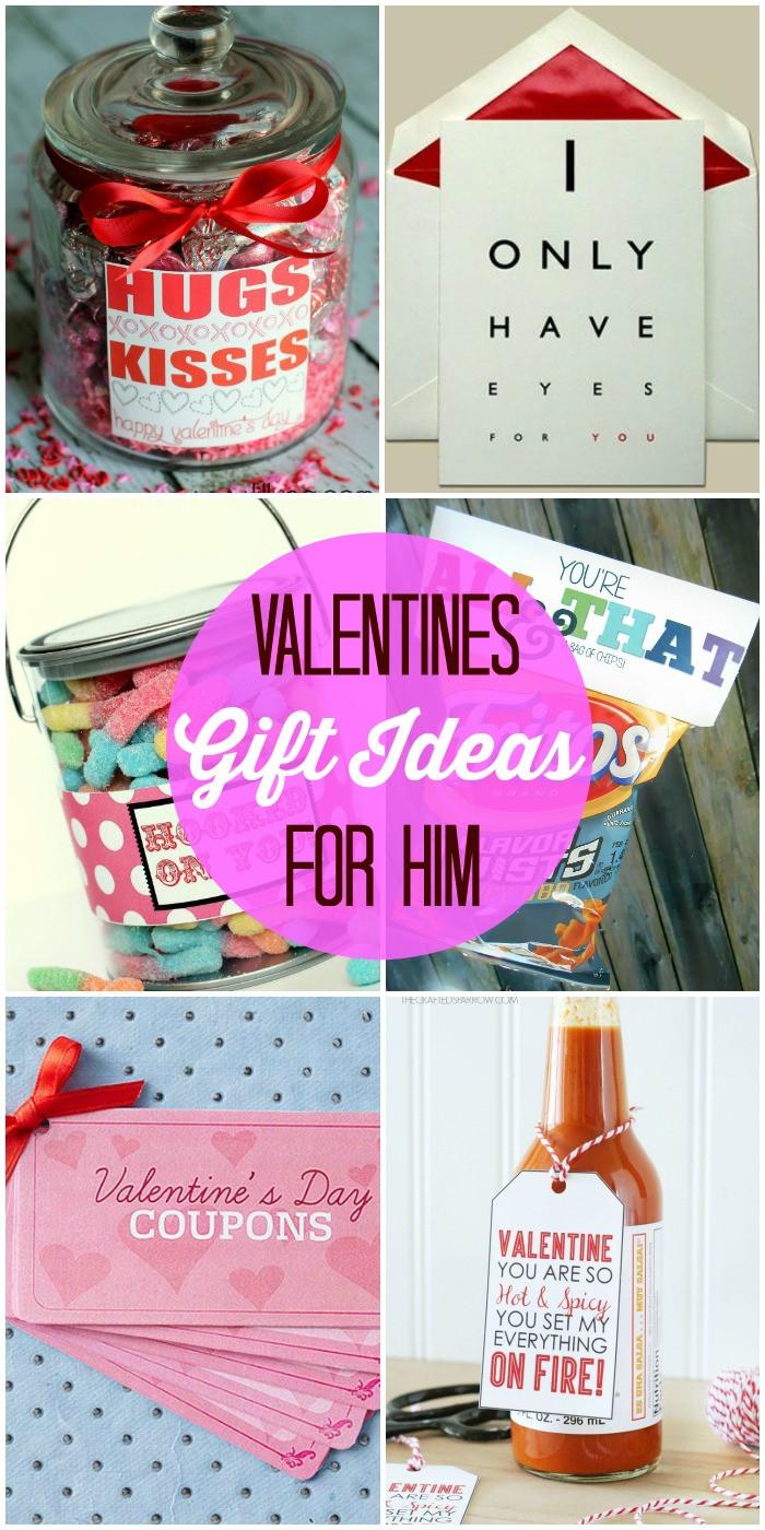 Valentines Gift Ideas Pinterest  Valentine s Gift Ideas for Him