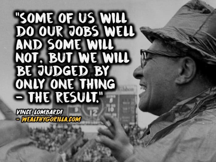 Vince Lombardi Leadership Quotes  35 Powerful Vince Lombardi Quotes to Remember