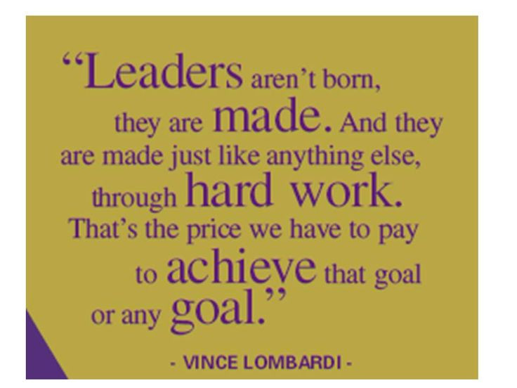 Vince Lombardi Leadership Quotes  Leadership Quotes By Vince Lombardi QuotesGram