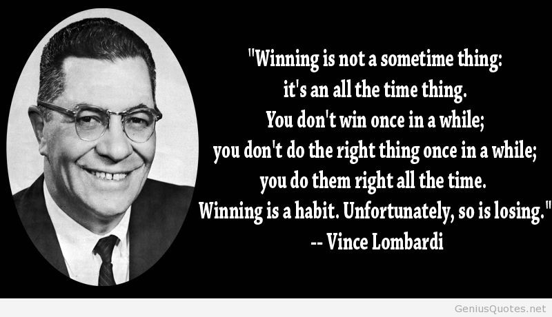 Vince Lombardi Leadership Quotes  Vince Lombardi Quotes QuotesGram