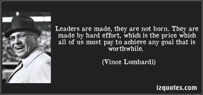 """Vince Lombardi Leadership Quotes  Leadership Lessons from TNT s """"Last Ship"""""""