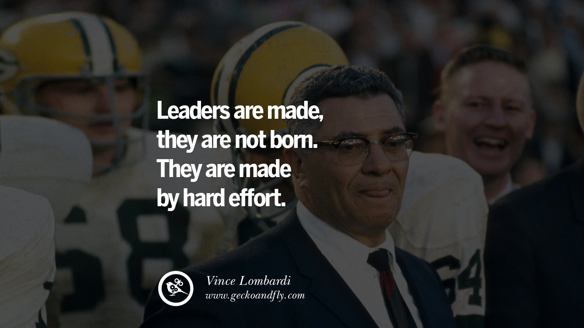 Vince Lombardi Leadership Quotes  22 Uplifting and Motivational Quotes on Management Leadership
