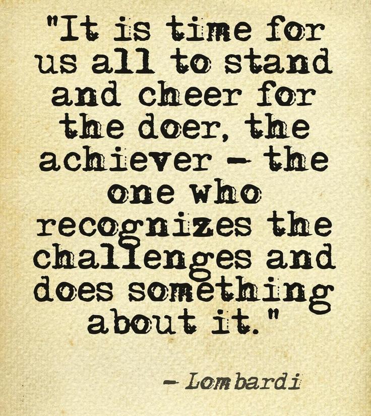 Vince Lombardi Leadership Quotes  As 25 melhores ideias de Vince lombardi no Pinterest