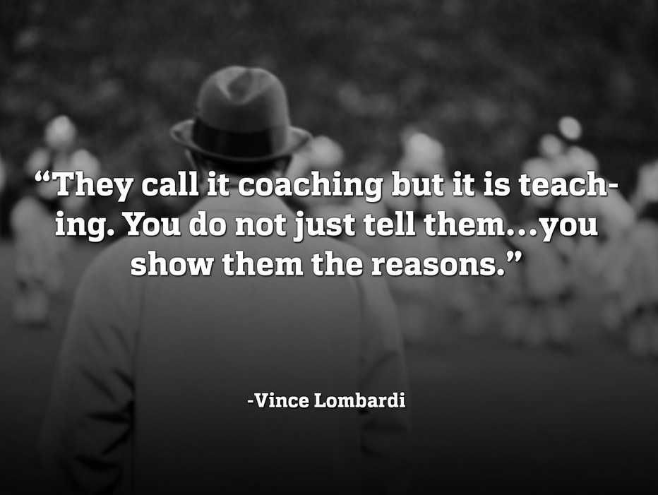 Vince Lombardi Leadership Quotes  Inspirational Quotes From Vince Lombardi QuotesGram