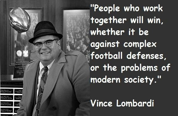 Vince Lombardi Leadership Quotes  Inspirational Sports Quotes Vince Lombardi QuotesGram
