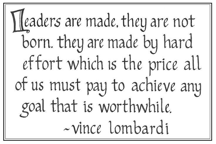Vince Lombardi Leadership Quotes  Vince Lombardi Leadership Quotes QuotesGram