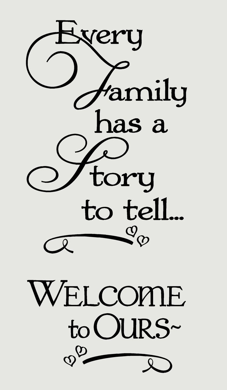 Welcome To The Family Quotes  Wel e Quotes on Pinterest