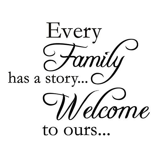 Welcome To The Family Quotes  Inspirational Wall Quotes for Family