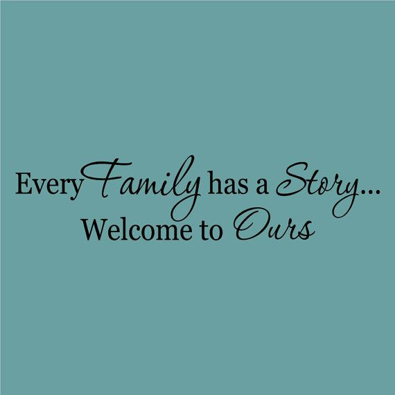 Welcome To The Family Quotes  25 best Wel e quotes on Pinterest
