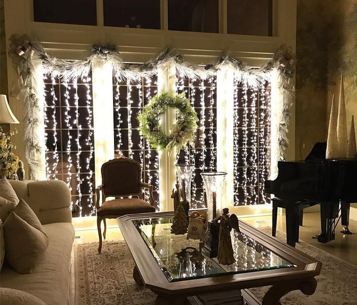 White Indoor Christmas Lights  10 best ideas about Indoor Christmas Lights on Pinterest