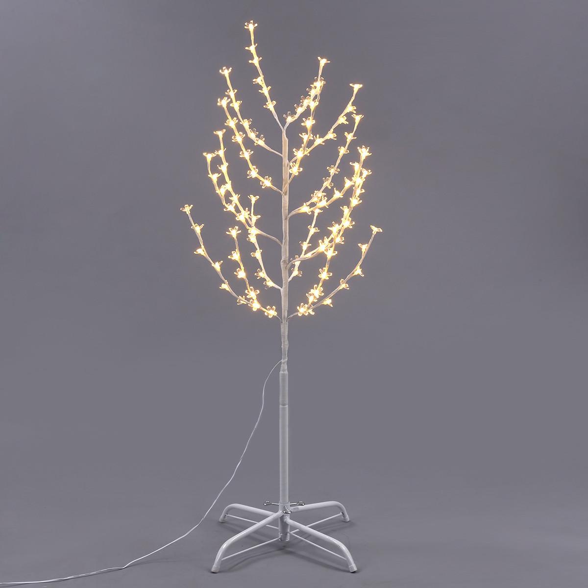 White Indoor Christmas Lights  Waterproof LED Christmas Light Tree Lights Warm White Home