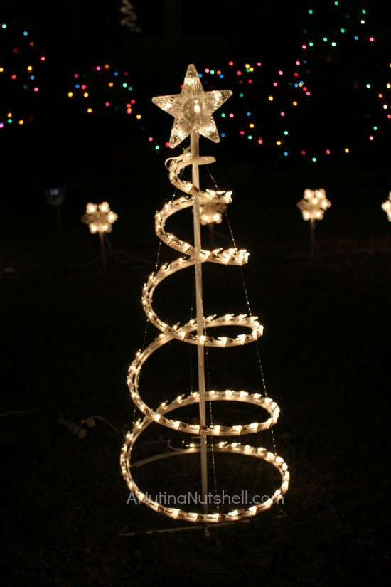 White Outdoor Christmas Tree  Kmart Archives Eat Move Make
