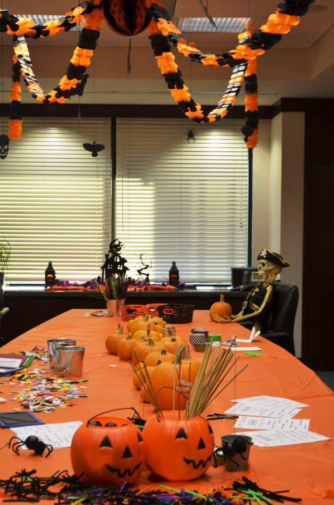 Work Halloween Party Ideas  Top 15 fice Halloween Themes And Decorating Ideas