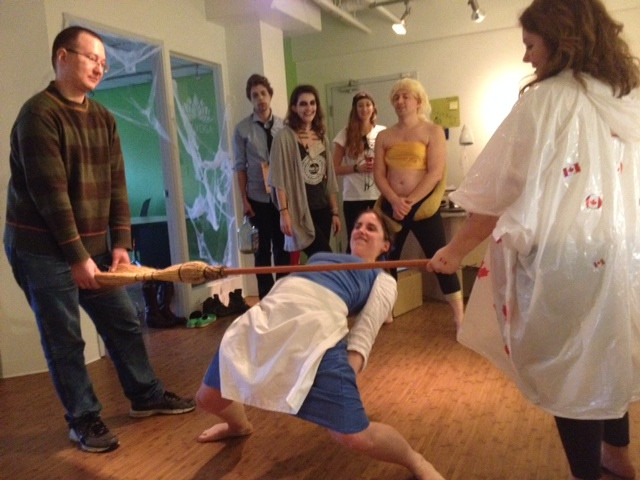 Work Halloween Party Ideas  Work Halloween Party and a Paradigm Shift 9 Creative Lives