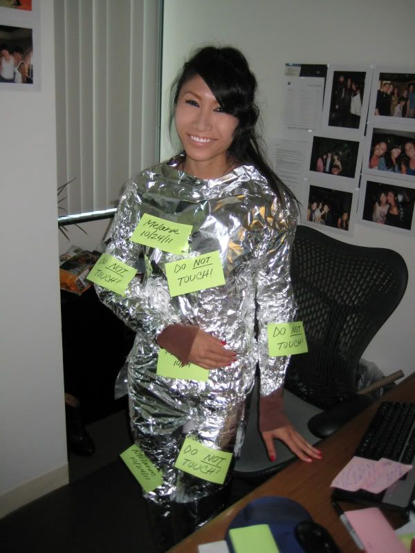 Work Halloween Party Ideas  5 of the worst pieces of custom clothing