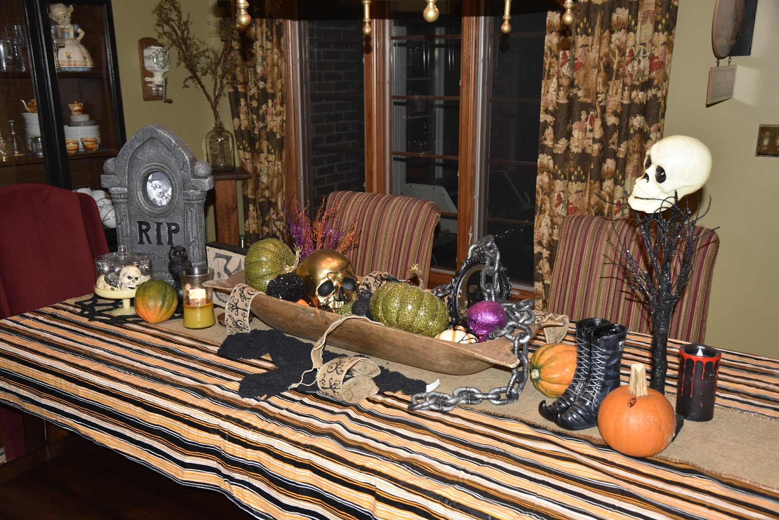 Work Halloween Party Ideas  The Story of Us Halloween Work Party