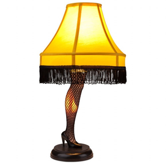 20 Christmas Story Leg Lamp  A Christmas Story Leg Lamp Brings Back More Than Just