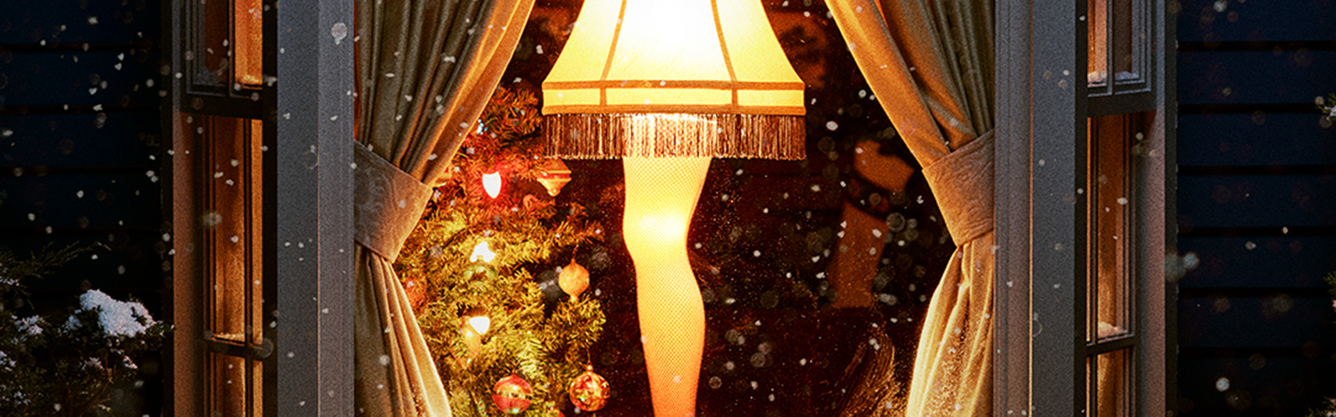 20 Christmas Story Leg Lamp  Fox to Construct 20 Foot Leg Lamp for 'A Christmas Story