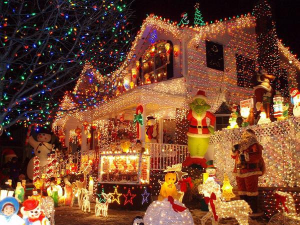 Animated Outdoor Christmas Decorations  Best Outdoor Christmas Decorations for Christmas 2014