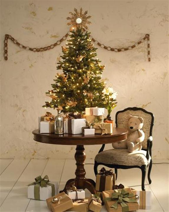 Apartment Sized Christmas Tree  3 Tips to Remember when Decorating your Christmas Tree