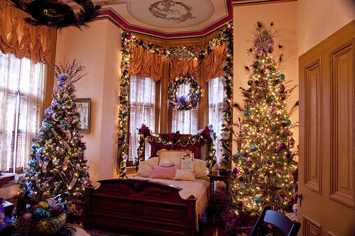 Bedroom Christmas Tree  Bedroom Christmas Trees s and for