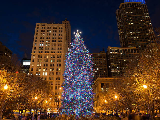 The top 30 Ideas About Chicago Christmas Tree Lighting ...