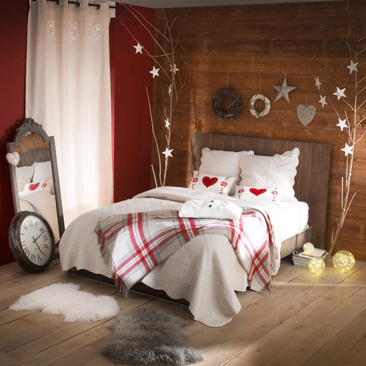 Christmas Bedroom Decorating Ideas  32 Adorable Christmas Bedroom Décor Ideas