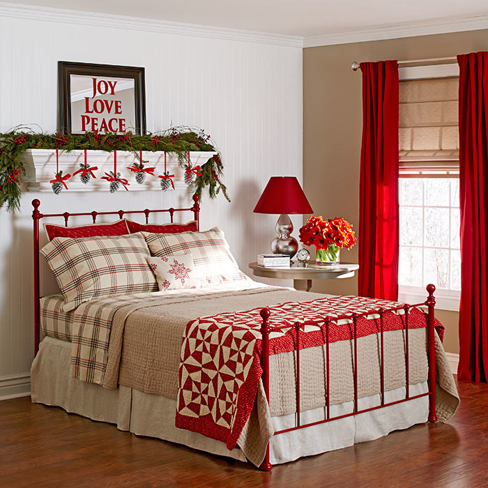 Christmas Bedroom Decorating Ideas Fresh 10 Christmas Bedroom Decorating Ideas Inspirations