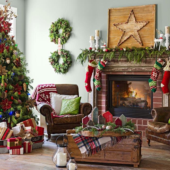 Christmas Decor For Living Room  Christmas Decor for Living Rooms
