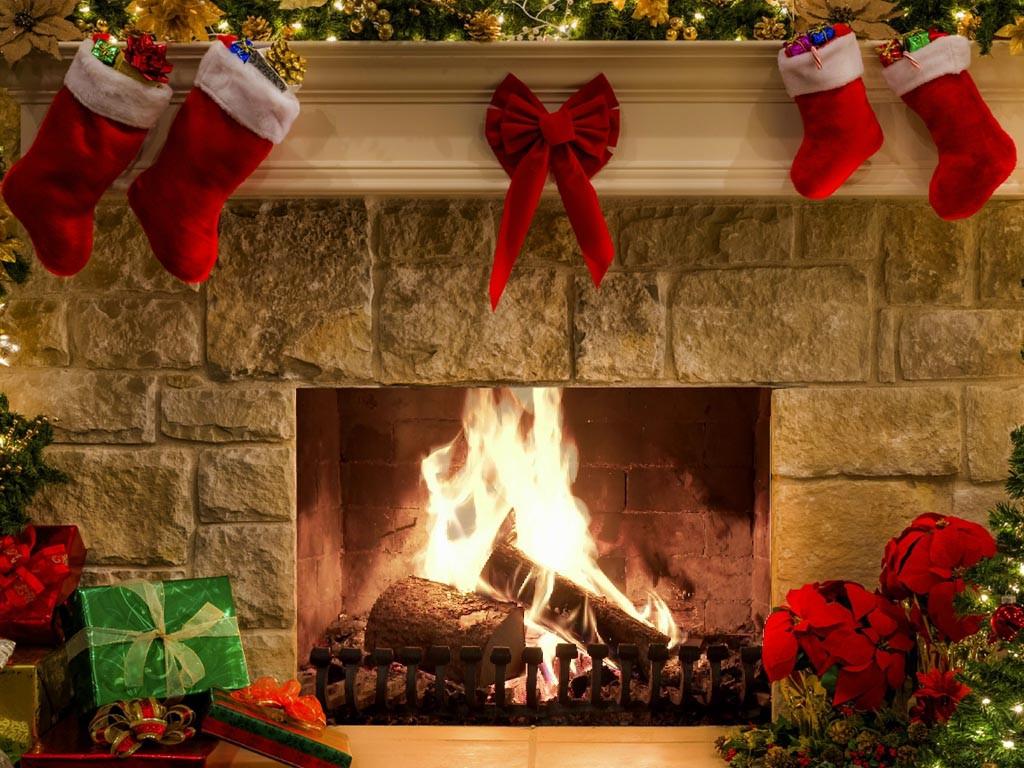 Christmas Fireplace Screensaver  170 Christmas Screensavers for Windows 10 desktop