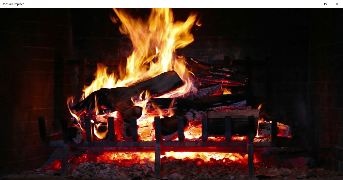 Christmas Fireplace Screensaver  4 best virtual fireplace software and apps for a perfect