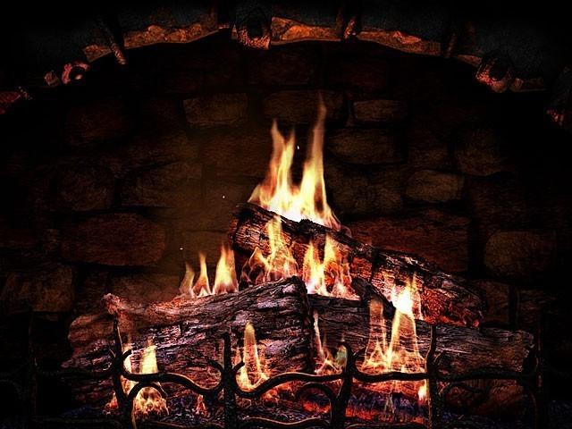 Christmas Fireplace Screensaver  Fireplace 3D Screensaver Turn your puter into a
