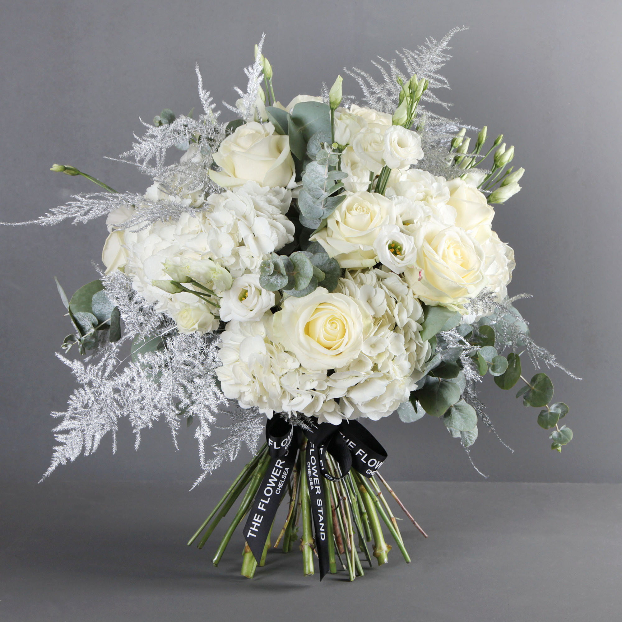 Christmas Flower Bouquets  White Christmas Bouquet