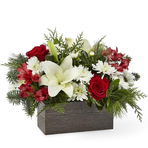 Christmas Flower Delivery Usa  Toronto Christmas Flowers FTD Christmas