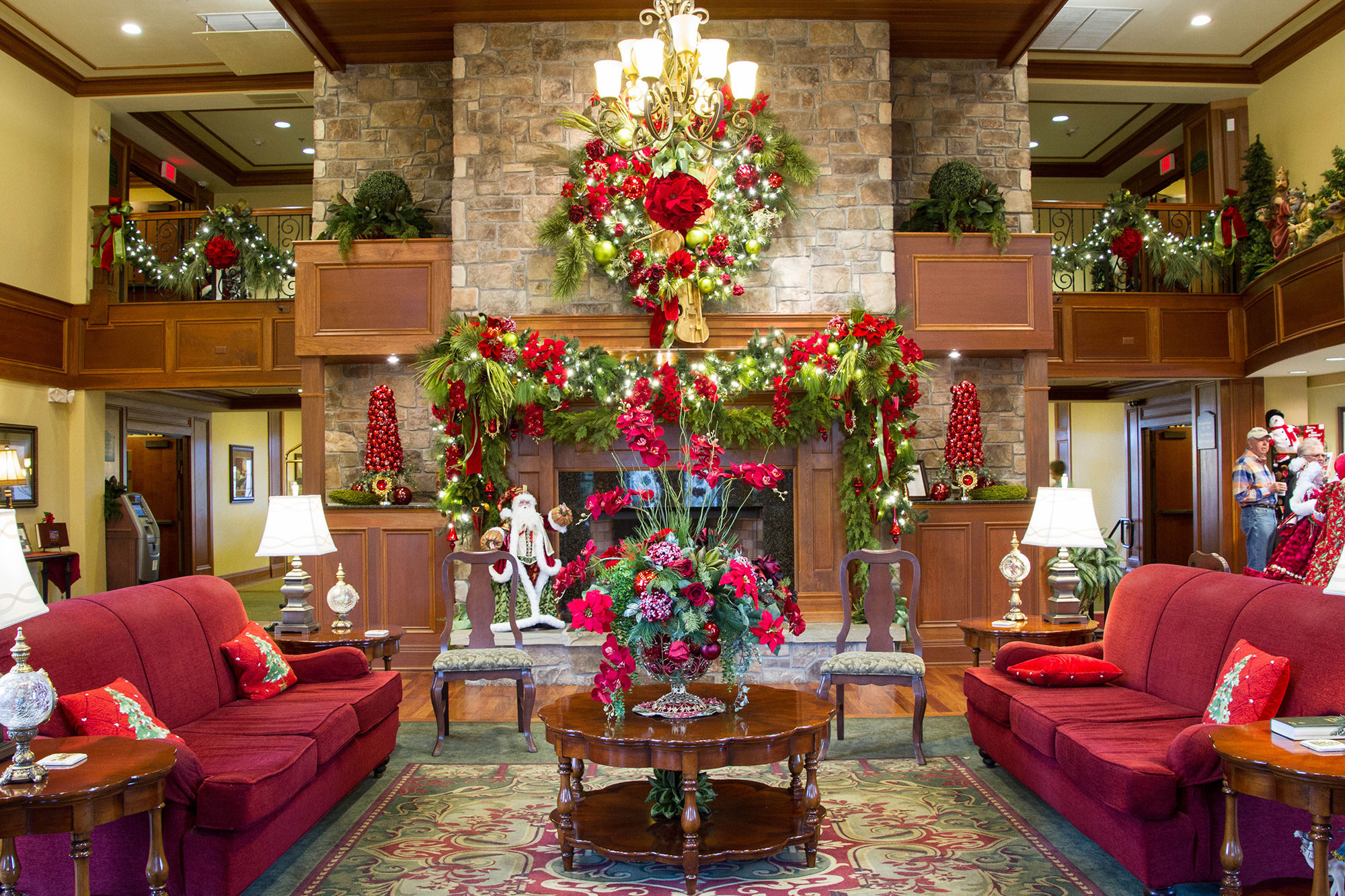 Christmas Flower Delivery Usa  These Southern Christmas Shops are Open All Year Long