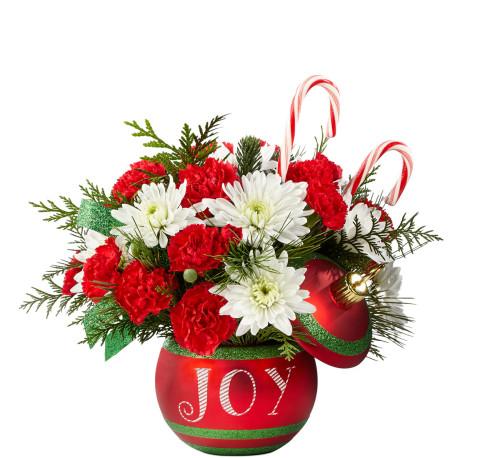 Christmas Flower Delivery Usa  FTD Christmas Arrangements · FTD Season s Greetings