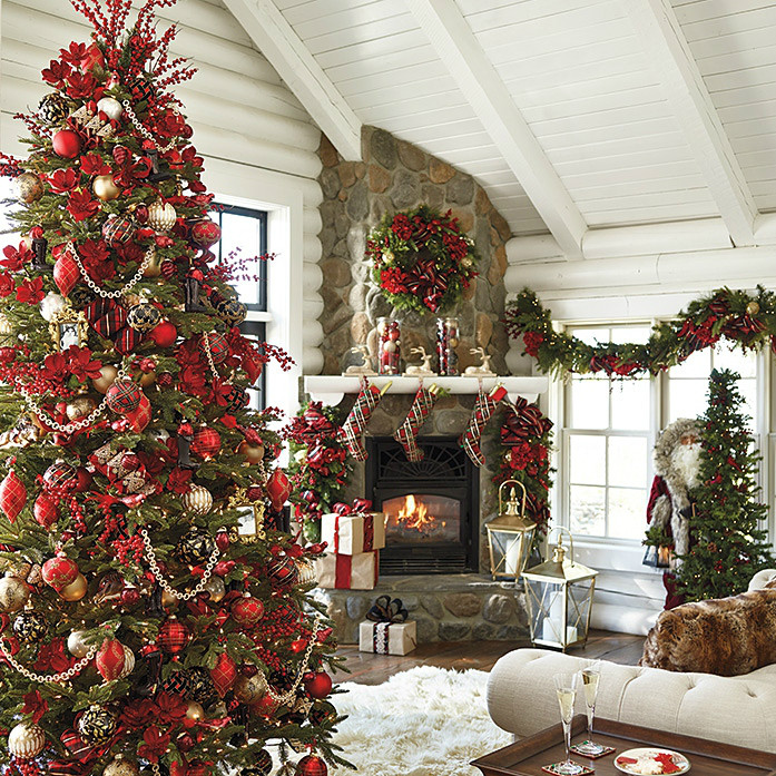Christmas Home Decor Ideas New 11 Christmas Home Decorating Styles 70 Pics Decoholic