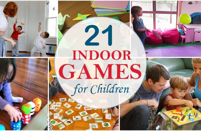 Christmas Indoor Games  21 Indoor Games and Activities for Children for the